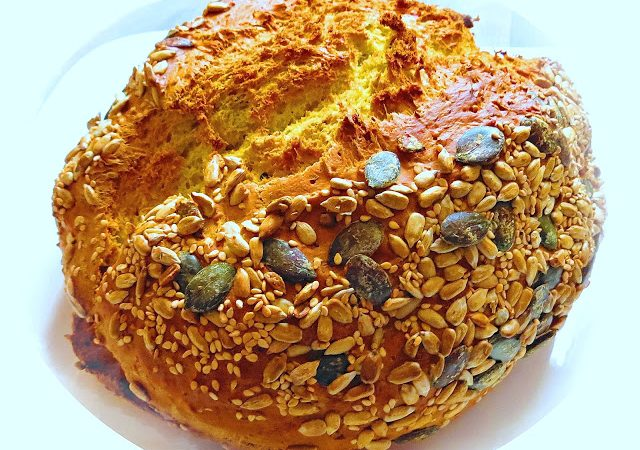Schnelles Joghurt-Brot ♡