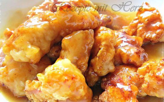 Orange Chicken ♡