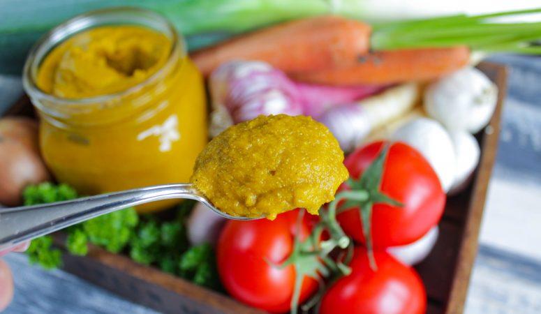 Gemüsepaste