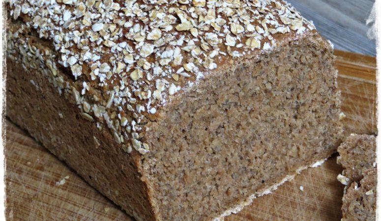 6-Korn-Brot mit Chia Samen und Quinoa