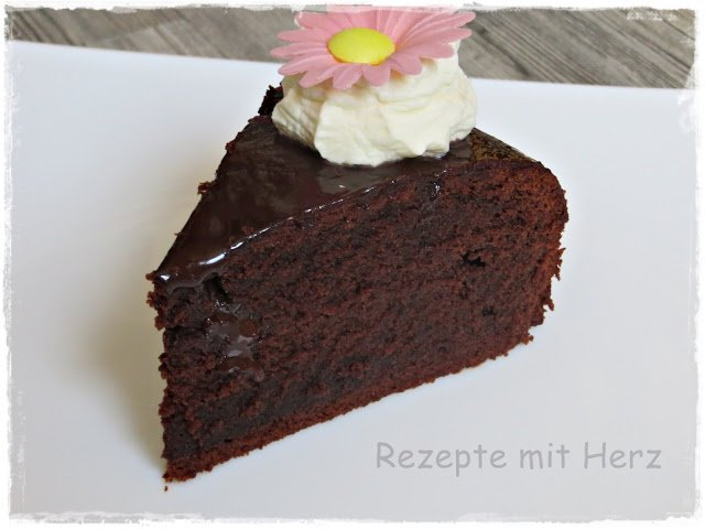 Chocolate Mud Cake Thermomix