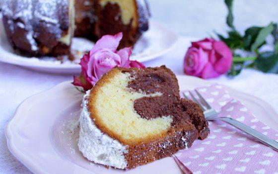 Marmorkuchen ♡ der Beste