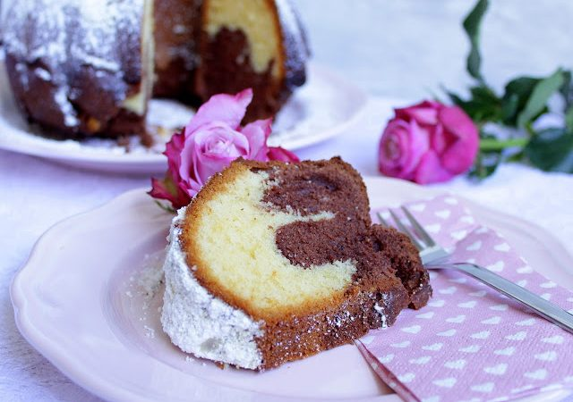 Marmorkuchen | der Beste