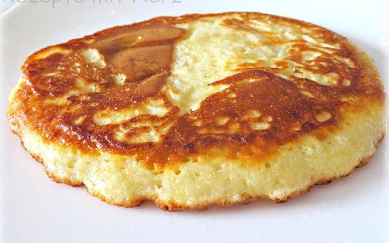 Fluffige Pfannkuchen / Eierkuchen
