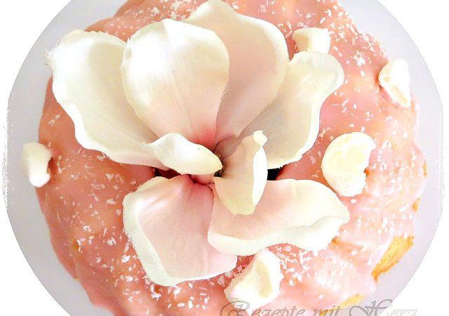 Angel Cake – Engelskuchen mit Marshmallows