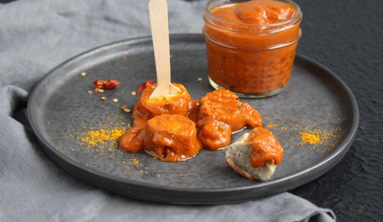 Currywurst – ganz easy