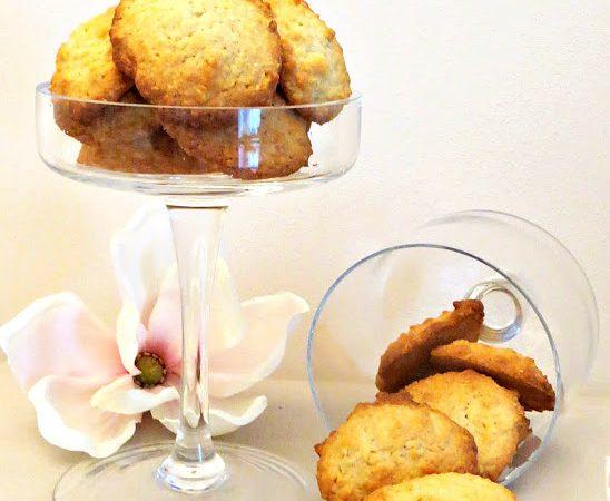 Mandel – Hafer – Kekse