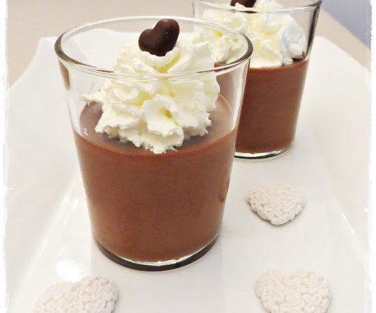 Mousse au chocolat a la Rosin