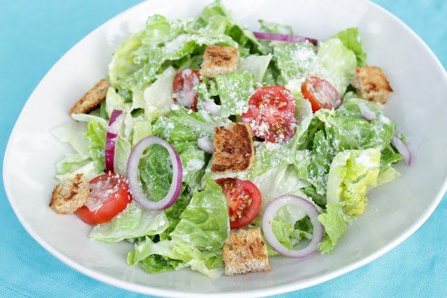 Olive Garden Salat
