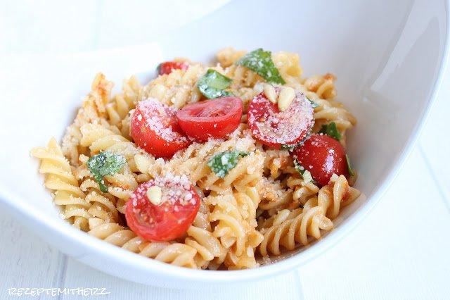 Pasta Pesto Rosso a la Vapiano