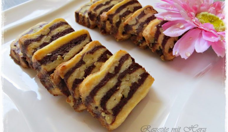Zebra – Kekse