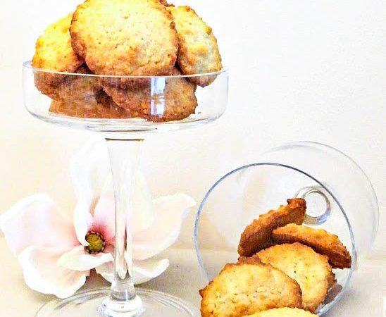Mandel-Hafer-Kekse