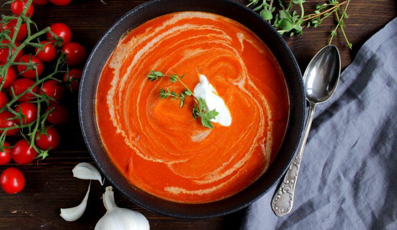 Ofengeröstete Tomatensuppe | Aromenzauber pur