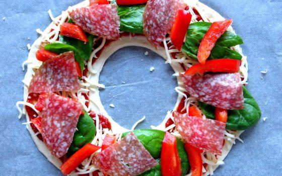 Pizzakranz  ♡