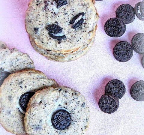 Oreo® Cheesecake Cookies