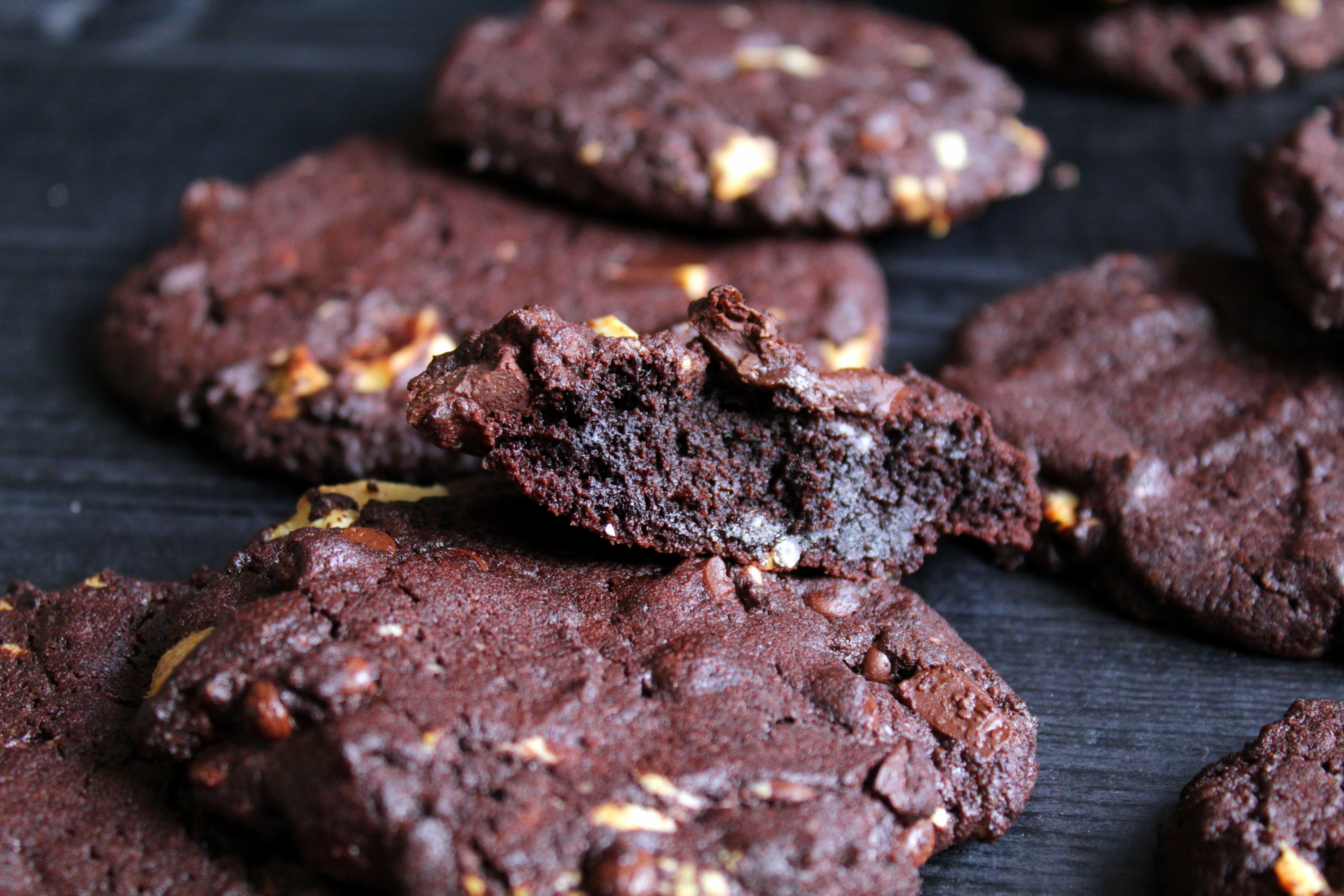 Chocolate chip cookies rezept dr oetker