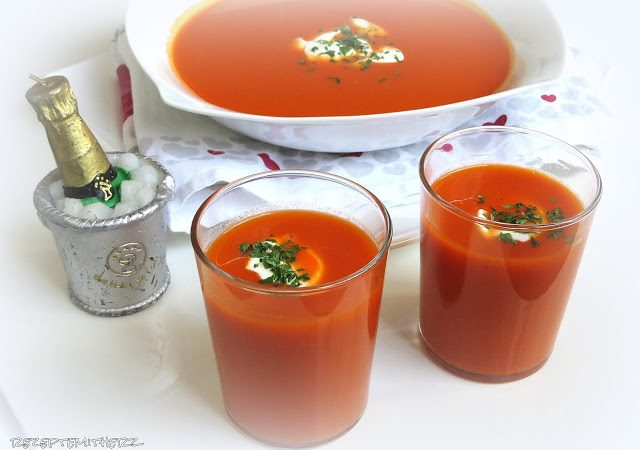 Bloody – Mary – Suppe ♡