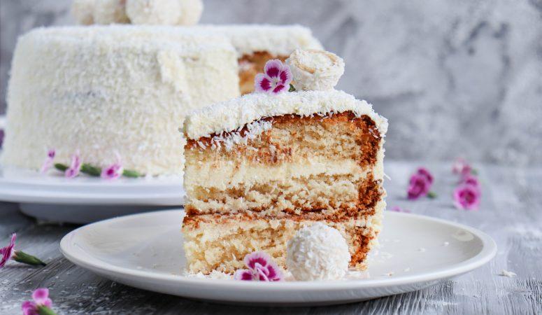 Raffaello® Torte | Traum in weiß