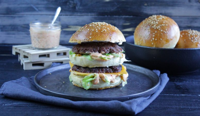 Big Mac® Style Burger