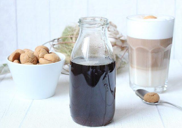 Vanille Sirup homemade | Starbucks® Copycat