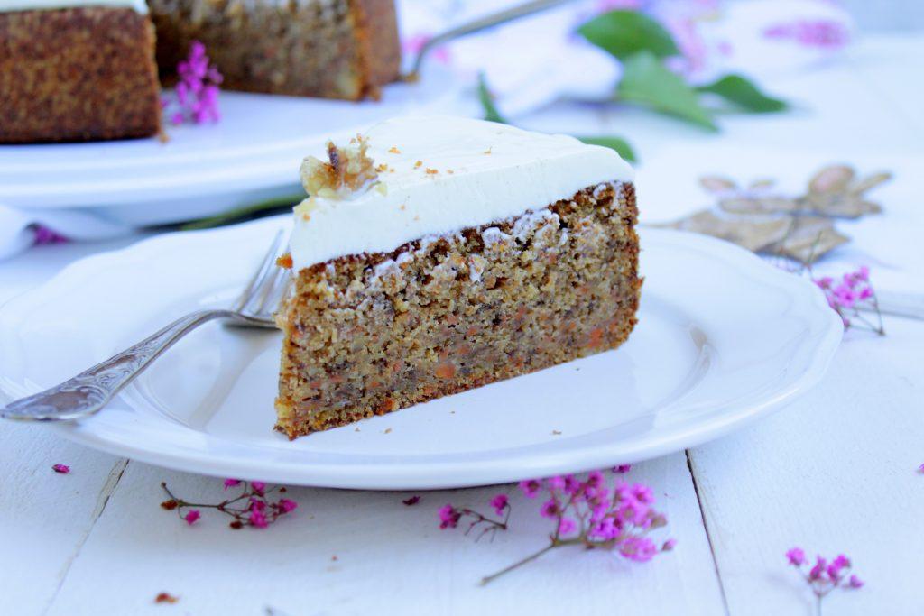 Carrot Cake Mohrenkuchen Mohrenkuchen Mit Mascarpone Limettencreme