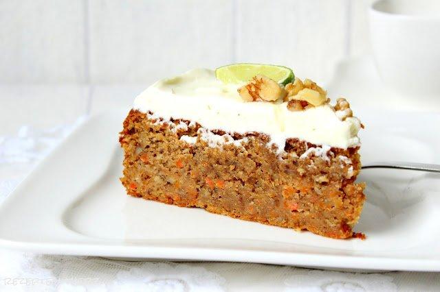 Vegan Carrot Cake Jamie Oliver