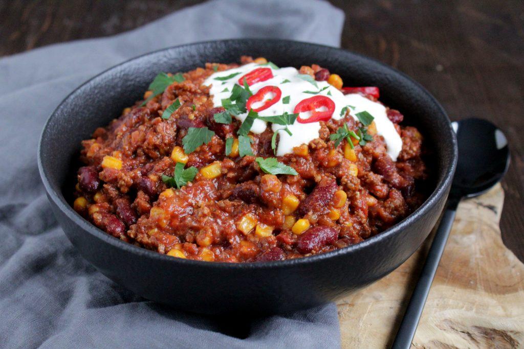 Chili Con Carne Bestes Chili Con Carne Thermomix Rezept