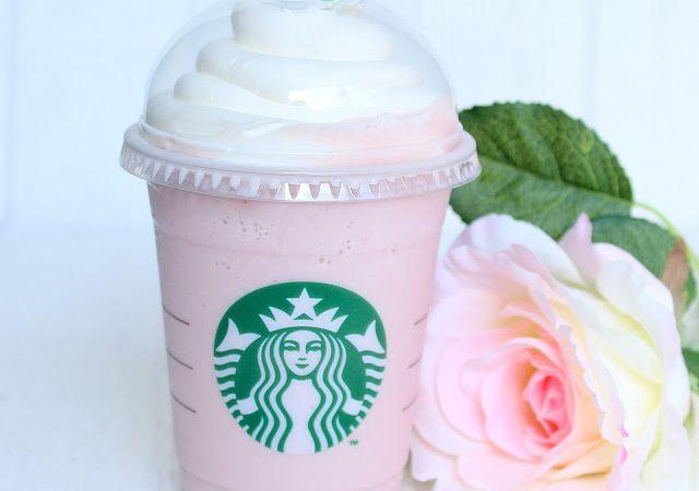 Cotton Candy Frappuccino a la Starbucks ♡ Copycat