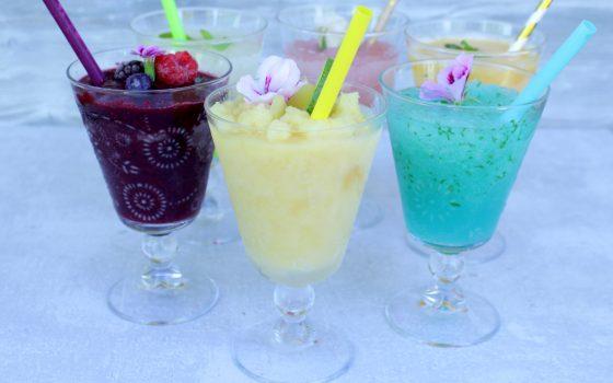 Slushies – Die perfekten Sommergetränke