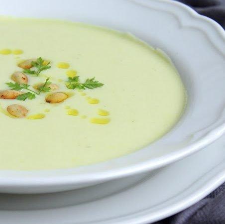 Kartoffel – Mandel – Suppe ♡