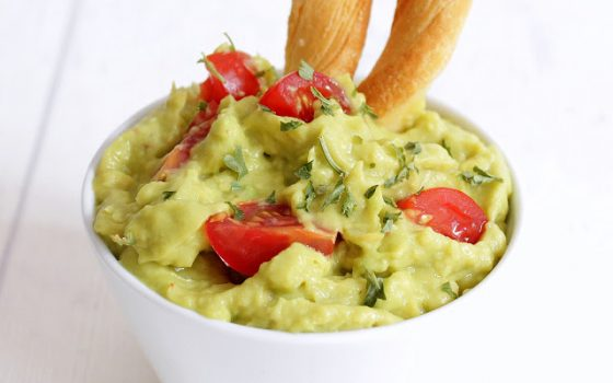 Kalifornischer Avocado Dip