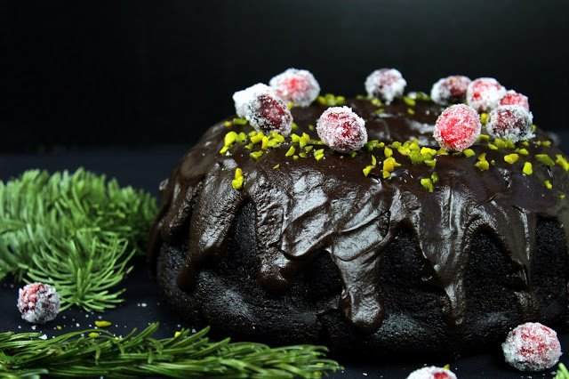 Christmas Chocolate Bundt | der ultimative Weihnachts – Schoko -Gugelhupf