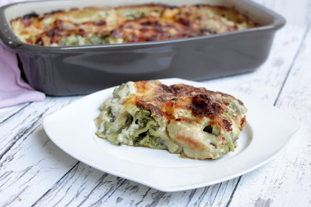 Mangold-Puten-Lasagne