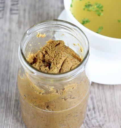Fleischpaste | Gewürzpaste für Rinderbrühe, Fleischbrühe & Bouillon