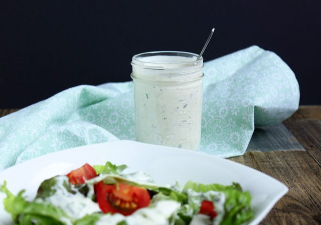Ranch Dressing ♡