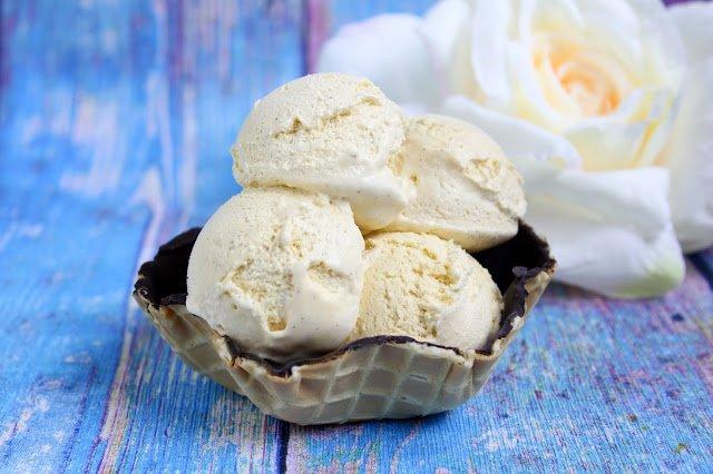 Vanille Eis ♡ unser Liebstes