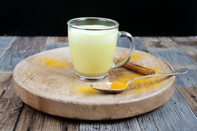 Golden Milk ♡ goldene Milch