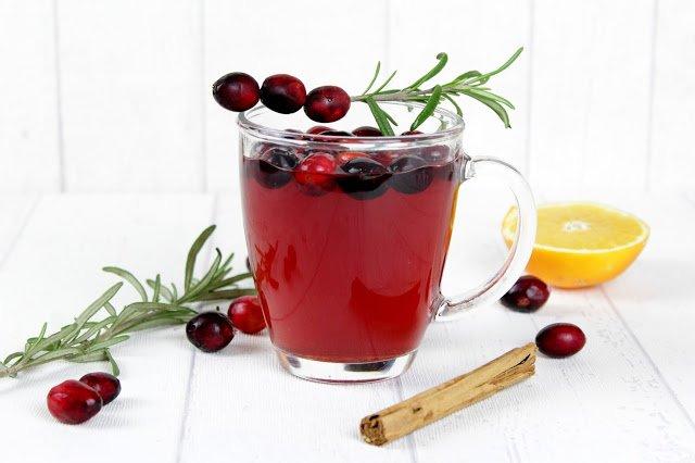 Cranberry Punsch
