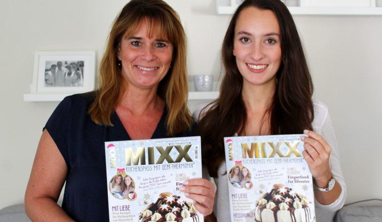 Food with Love in der MIXX