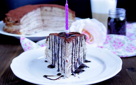 Tiramisu – Crêpe – Torte