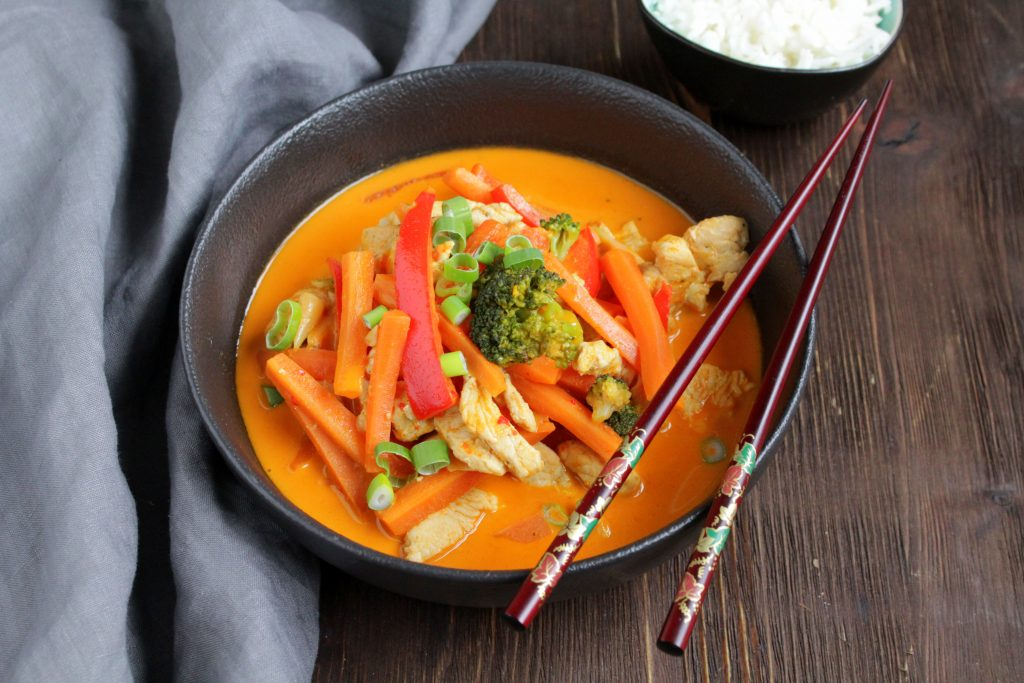 rote thai curry