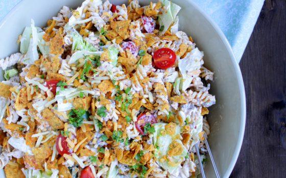 Taco Pasta Salat