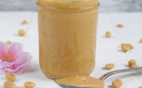 Erdnussbutter – Peanutbutter
