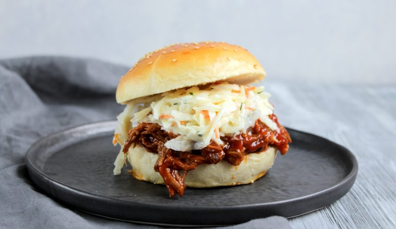 Pulled Pork aus dem Crockpot