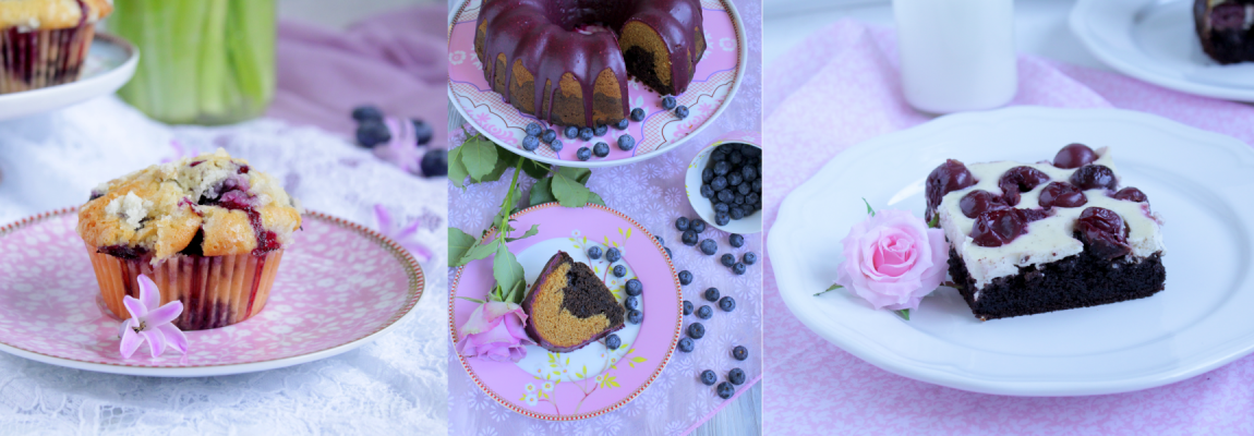 Slider Collage Kuchen