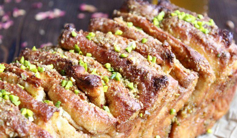 Baklava Zupfbrot