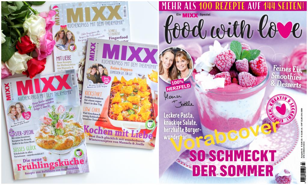 Gewinnspiel Jahresabo Mixx Und Sommer Spezial Ausgabe Food