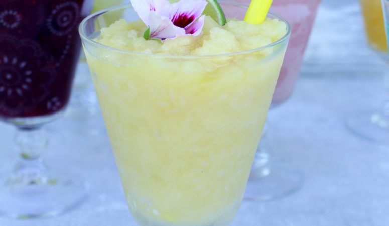 Ananas Margarita Slush