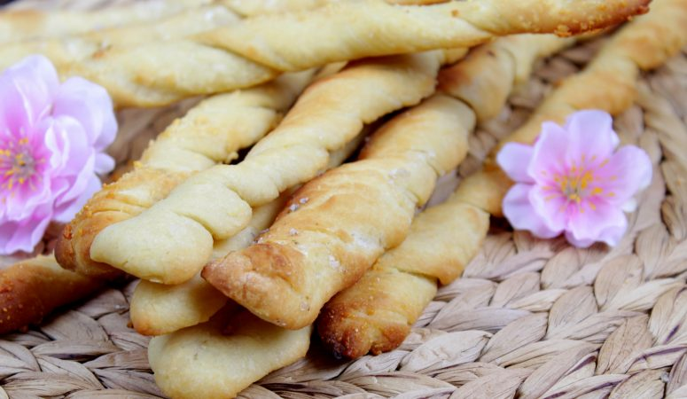 Brot – Knusperstangen