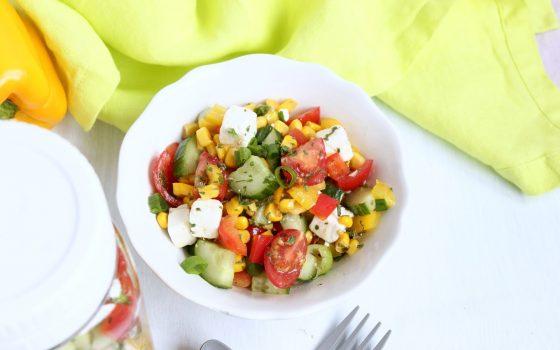 "Salat ""Kunterbunt"""